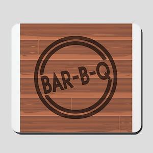 Bar BQ Mousepad