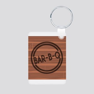 Bar BQ Keychains