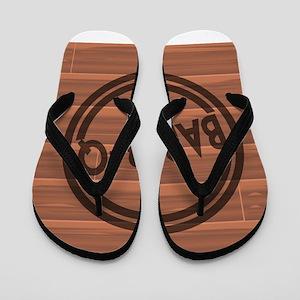 Bar BQ Flip Flops