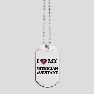 I love my Accommodation Manager Dog Tags