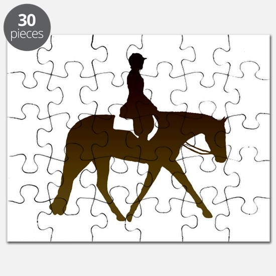 hunter in brown Puzzle
