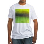 19.emerald Fitted T-Shirt
