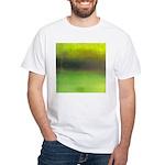 19.emerald White T-Shirt