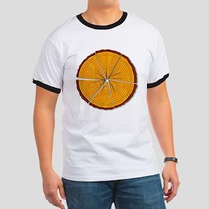 Split Log T-Shirt