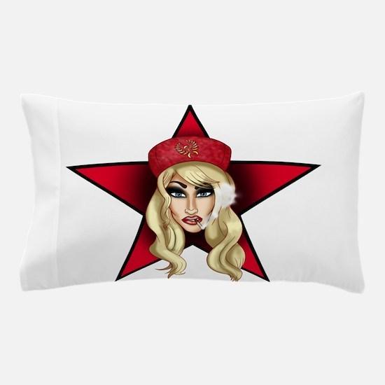 Cute Drag race Pillow Case