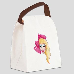 Barbie Queen Canvas Lunch Bag