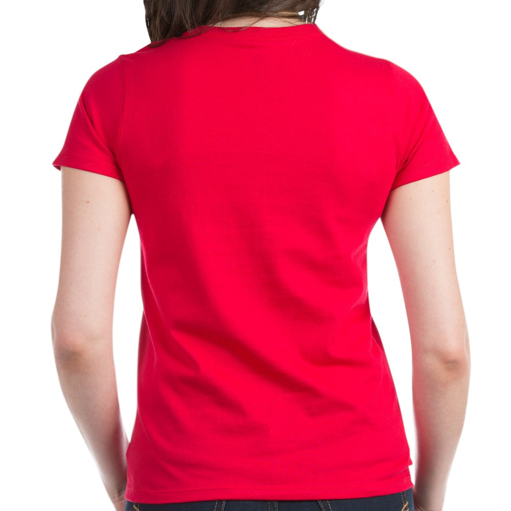 CafePress-Boston-Terrier-Rose-T-Shirt-Women-039-s-Cotton-T-Shirt-1819152060 thumbnail 60