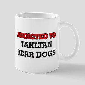 Addicted to Tahltan Bear Dogs Mugs