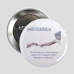 "The Creation of Mechanics 2.25"" Button"