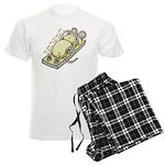 Ce qui ne te tue pas... Men's Light Pajamas