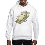 Ce qui ne te tue pas... Hooded Sweatshirt