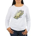 Ce qui ne te tue pas.. Women's Long Sleeve T-Shirt