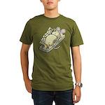 Ce qui ne te tue pas. Organic Men's T-Shirt (dark)
