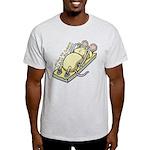 Lo Que No Te Mata Te Hace Mas Fuerte Light T-Shirt