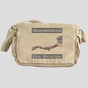 Ironworker, Epic Vocation Messenger Bag