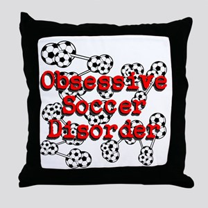 OSD Throw Pillow