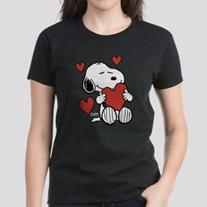 Peanuts: Snoopy Heart T-Shirt