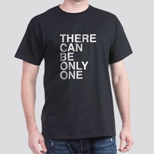 Only One-Helvetica-White T-Shirt