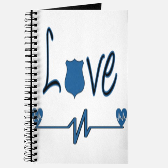 "Police ""Love"" Journal"