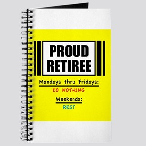 Proud Retiree Journal