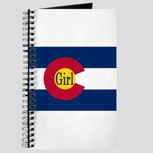 Colorado Girl Flag Journal