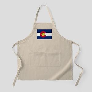 Colorado Girl Flag Apron