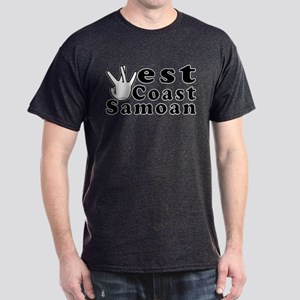 West Coast Samoan Dark T-Shirt
