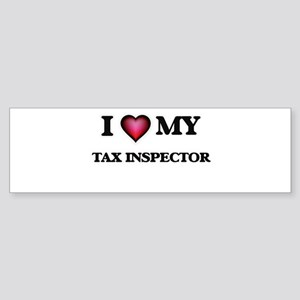 I love my Accommodation Manager Bumper Sticker