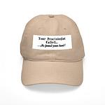 Your Proctologist Called Cap