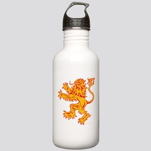 Lion Gold Red Stainless Water Bottle 1.0L