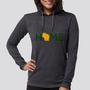 Home - WI Long Sleeve T-Shirt