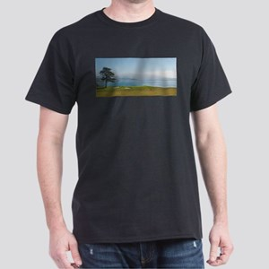 18th Green Pebble Beach T-Shirt