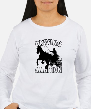 Driving Ambition Long Sleeve T-Shirt