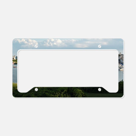 Unique Marthas vineyard License Plate Holder