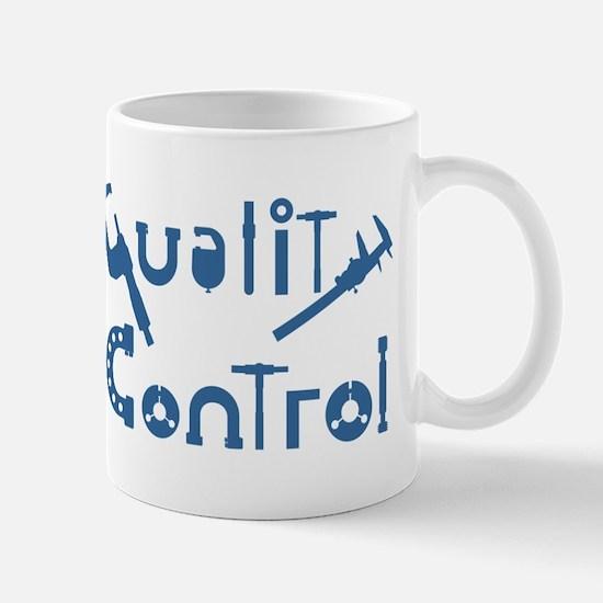 Quality Control Mug