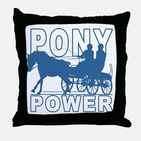 Cool Combine Throw Pillow