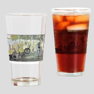 SundayInThePark Drinking Glass