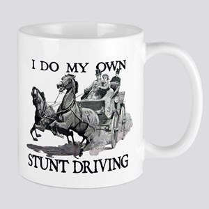Stunt Driving - Horses Mugs