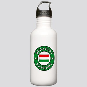 Budapest Hungary Stainless Water Bottle 1.0L
