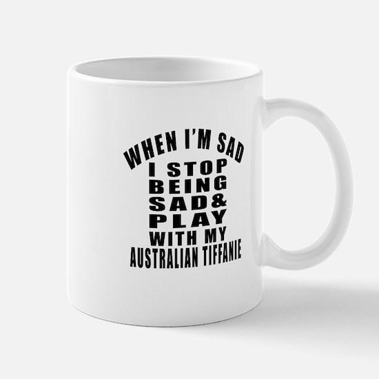 Play With Australian Tiffanie Cat Mug