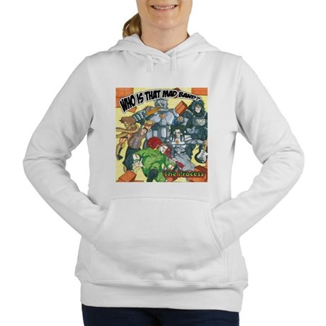 Design Women's Hooded Sweatshirt