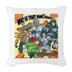 Design Woven Throw Pillow
