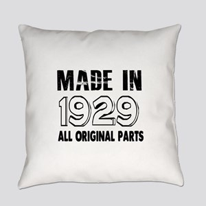 Made In 1929 Everyday Pillow