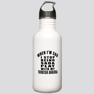 Play With Turkish Ango Stainless Water Bottle 1.0L