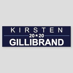 Kirsten Gillibrand 2020 Bumper Sticker