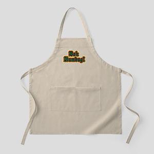Bah Humbug! BBQ Apron