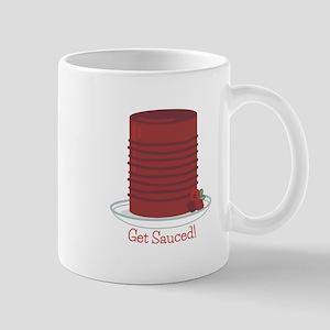Get Sauced Mugs