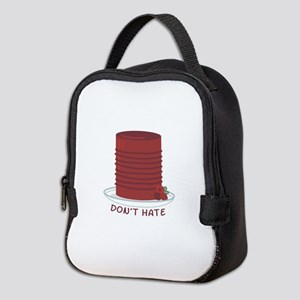Dont Hate Cranberries Neoprene Lunch Bag