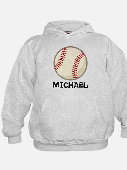 Personalized Baseball Sports Hoodie