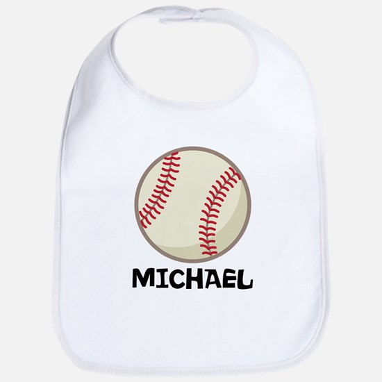 Personalized Baseball Sports Bib
